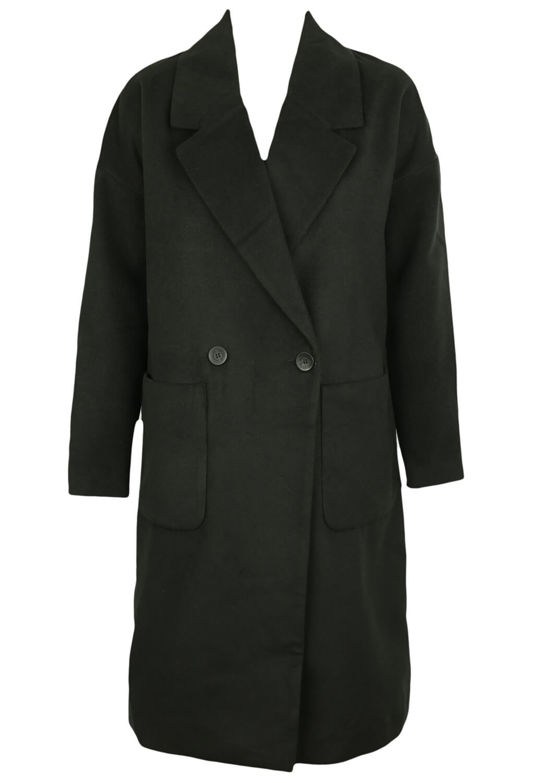 Palton Jacqueline de Yong Tara Black