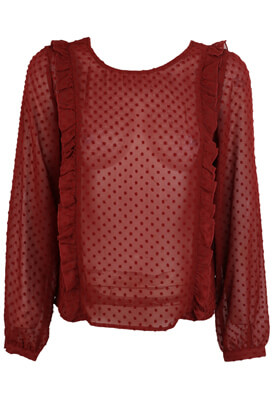 BLUZA ONLY ENNA RED