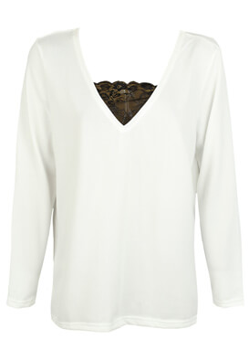BLUZA ONLY HERA WHITE