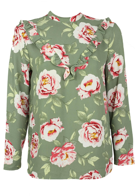 Bluza Jacqueline de Yong Blair Green