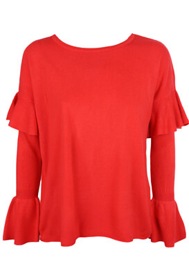 BLUZA ONLY WENDY RED