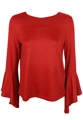 BLUZA ONLY ROXANNE RED
