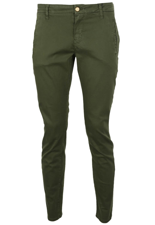 Pantaloni Selected Sue Dark Green