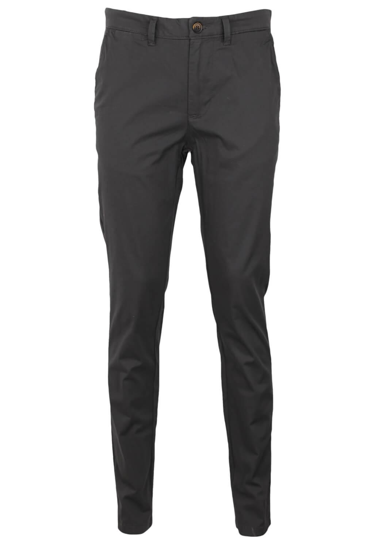 Pantaloni de stofa Selected Saul Dark Grey