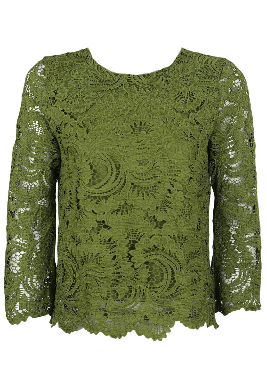 Bluza Selected Pretty Dark Green