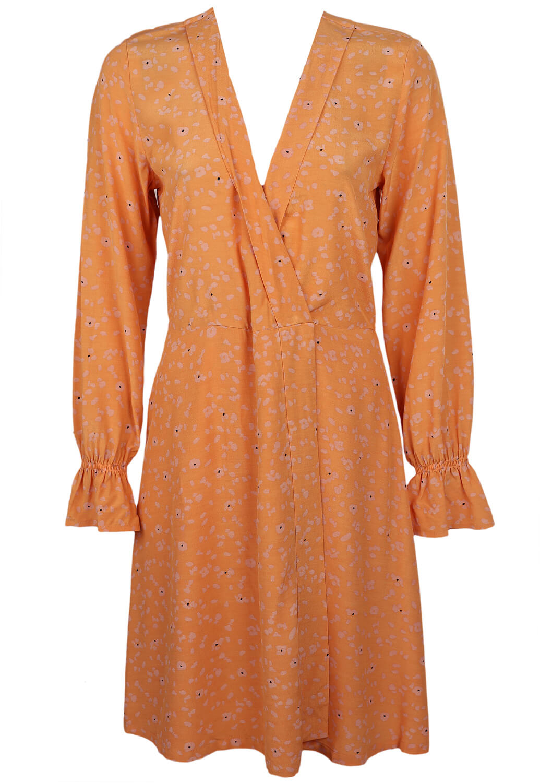 Rochie Selected Nicole Orange
