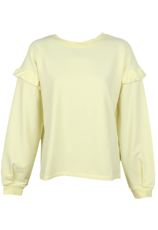 Bluza Selected Karla Light Yellow
