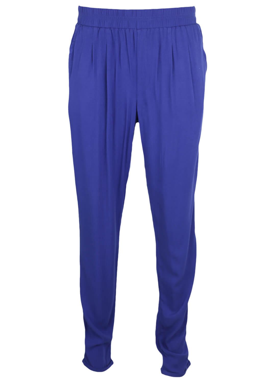 Pantaloni Promod Keira Dark Blue