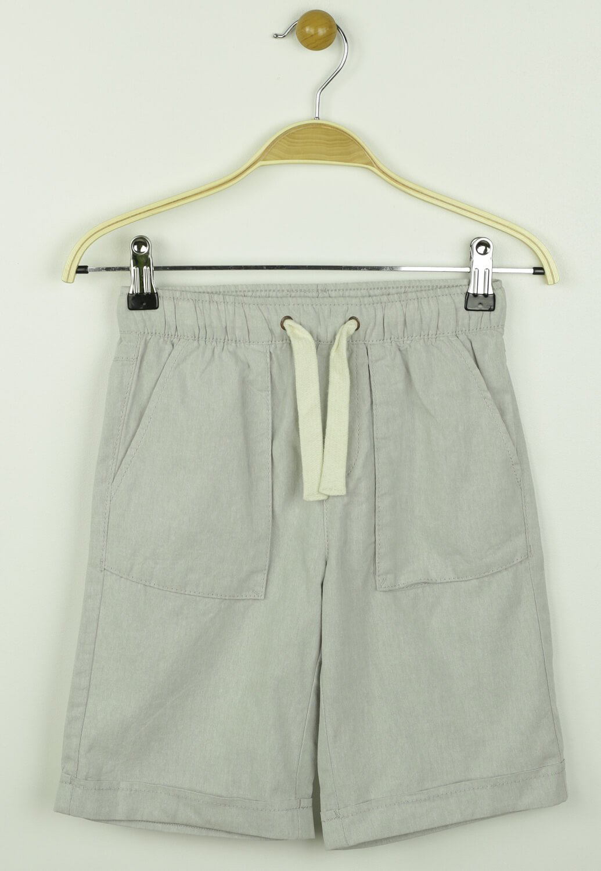 Pantaloni scurti Kiabi Brett Light Grey