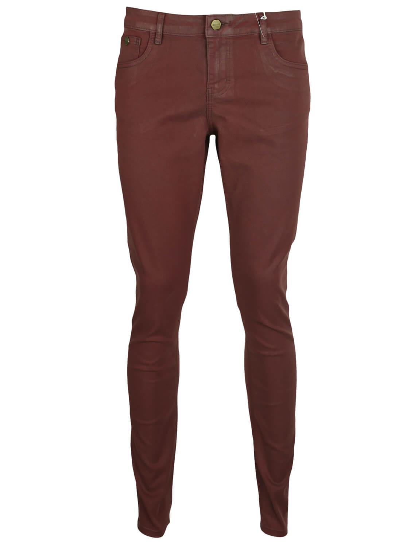 Pantaloni Promod Keira Dark Purple