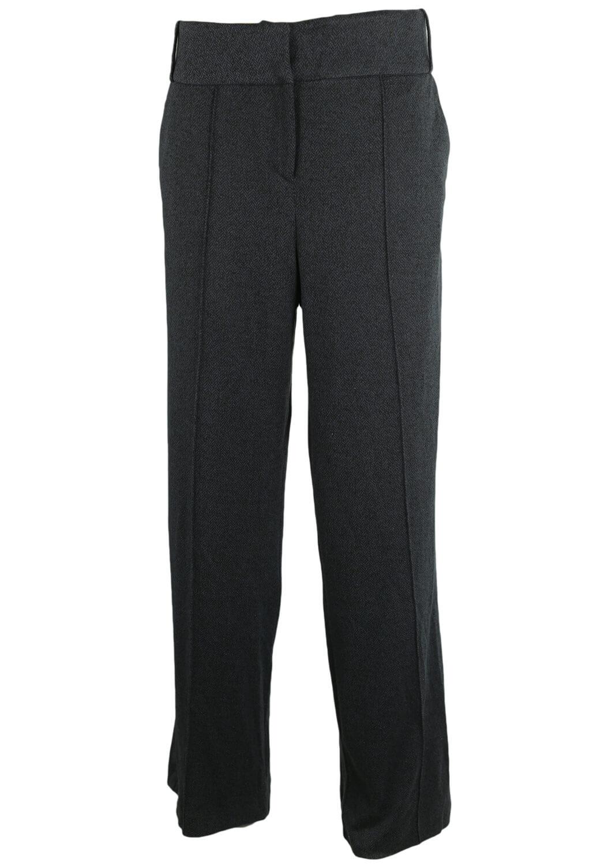 Pantaloni de stofa Promod Kora Dark Blue
