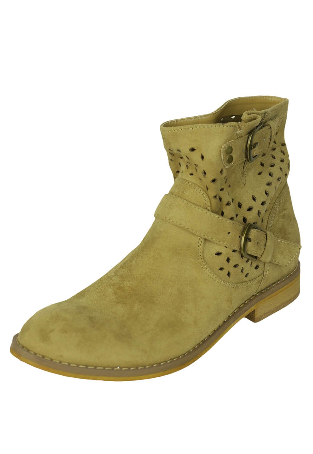 Botine Lefties Yvonne Light Brown