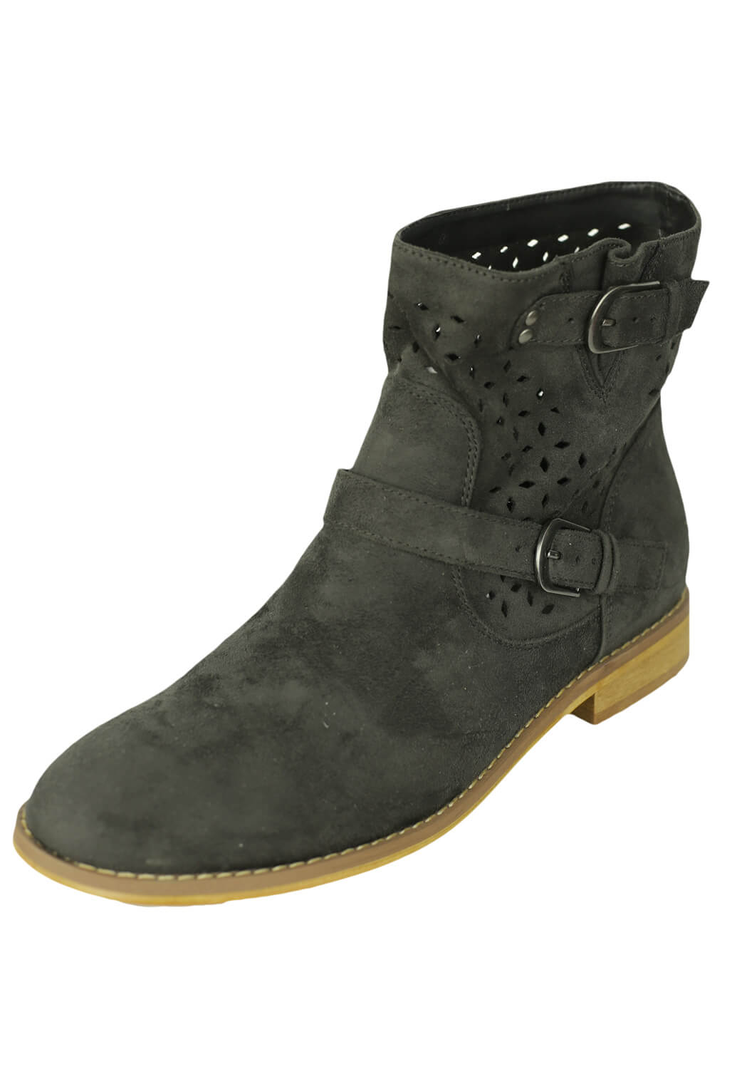 Botine Lefties Jill Dark Grey