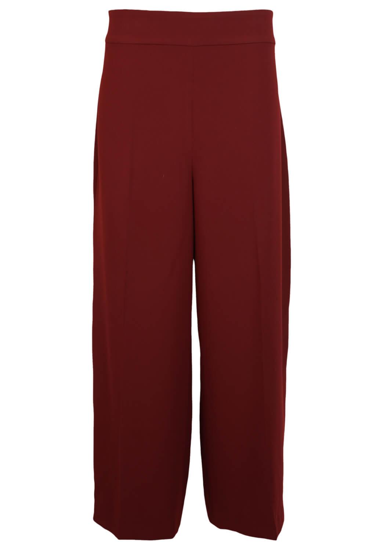 Pantaloni ZARA Tara Dark Red