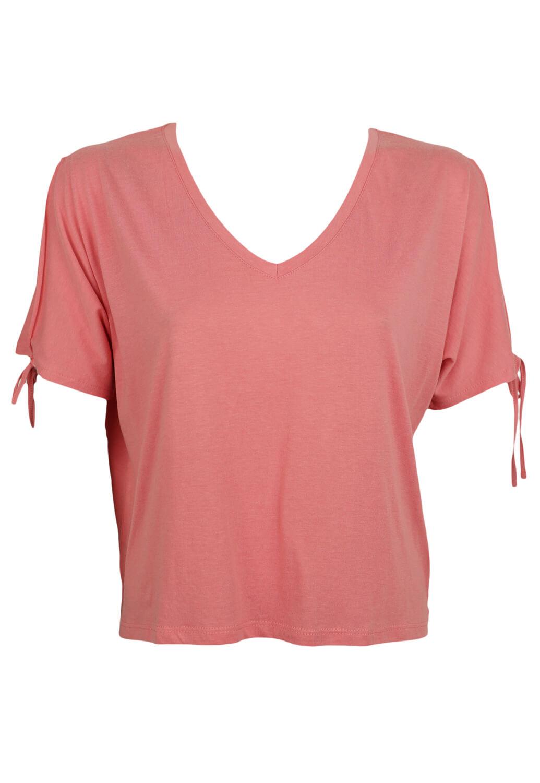 Tricou Bershka Hera Pink