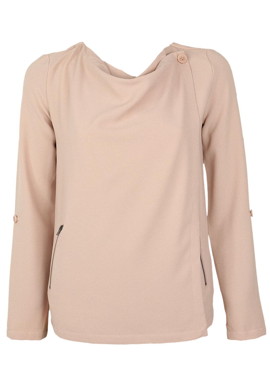 Bluza Object Basic Pink