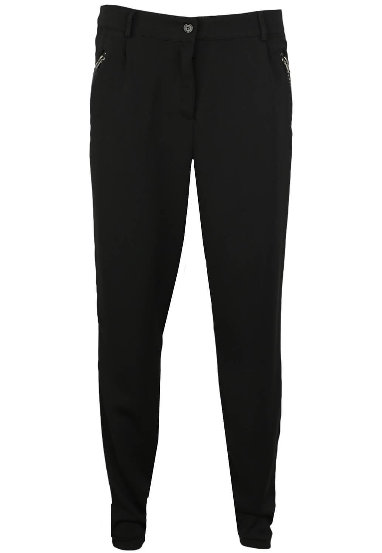 Pantaloni Object Olivia Black