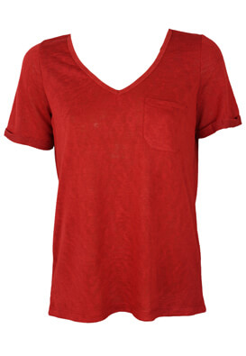 TRICOU OBJECT ROSIE RED