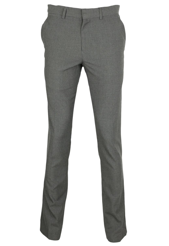 Pantaloni de stofa New Look Robin Grey