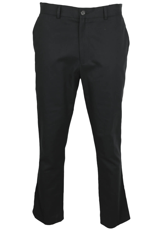 Pantaloni de stofa New Look Carros Black