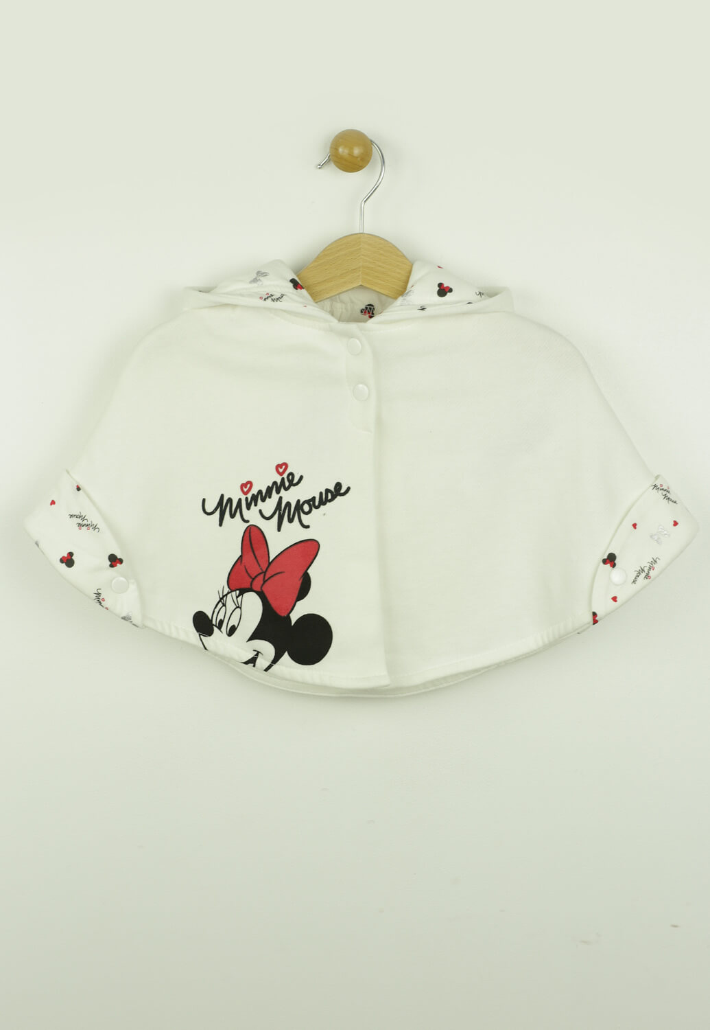 Pelerina Disney Minnie White