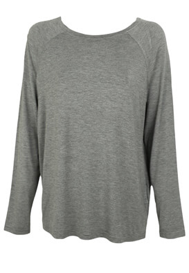 BLUZA NOISY MAY BASIC DARK GREY