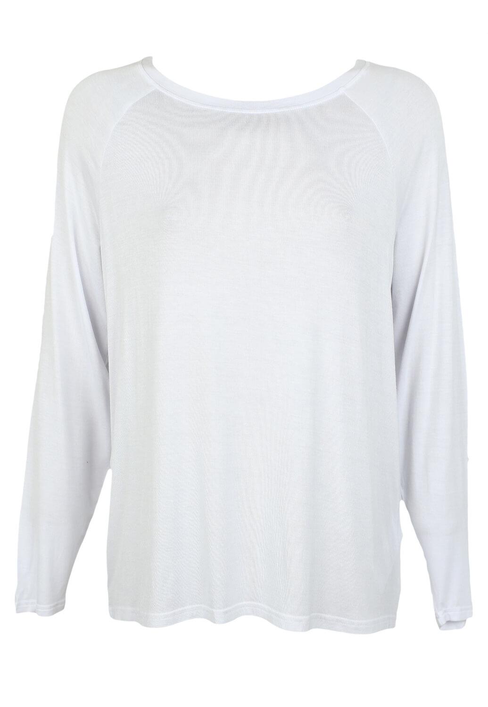Bluza Noisy May Basic White