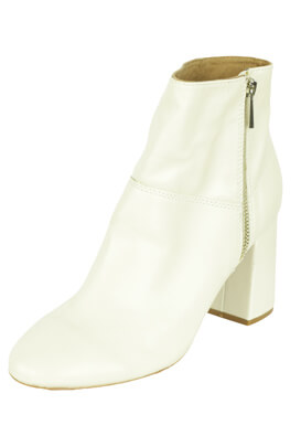 BOTINE STRADIVARIUS BLANKA LIGHT BEIGE