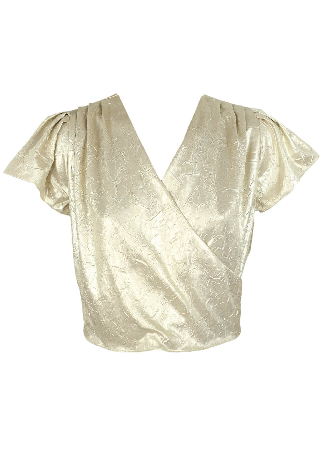Tricou ZARA Sally Golden