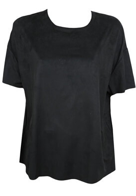 TRICOU ZARA GLORIA BLACK