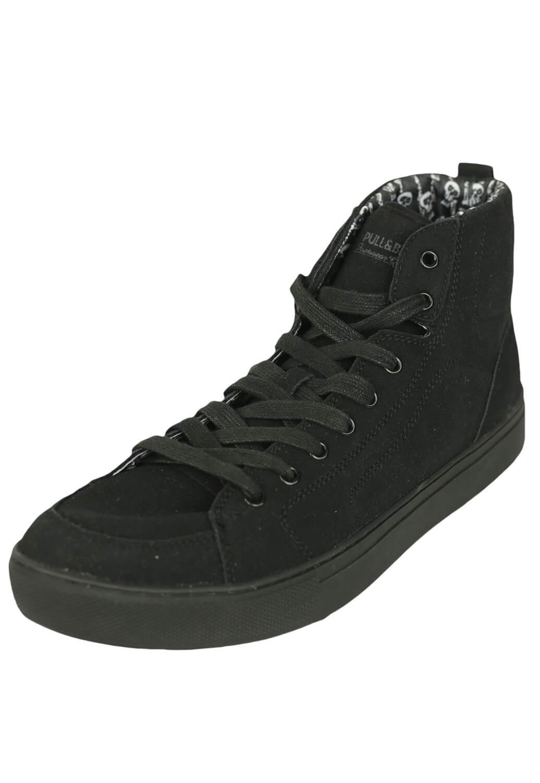 Adidasi Pull&Bear Rocky Black