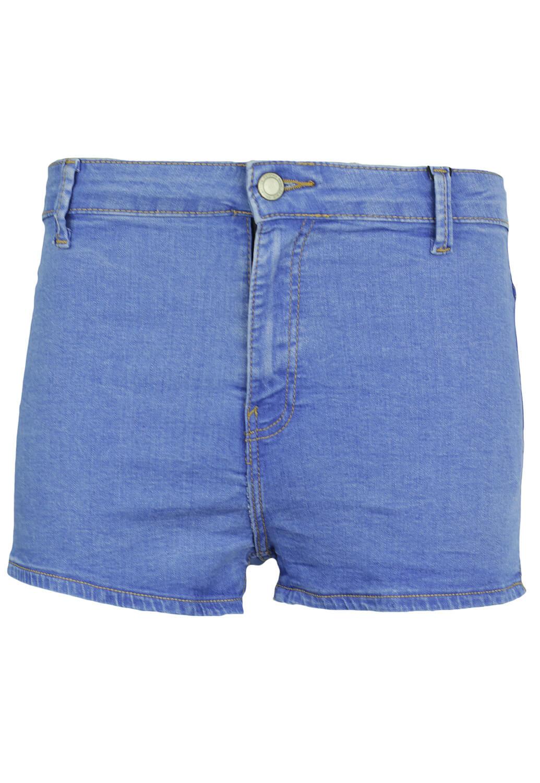 Pantaloni scurti Bershka Yvonne Blue