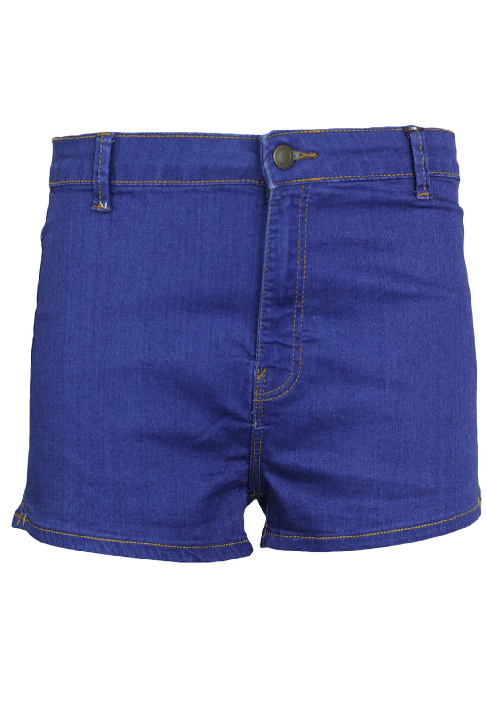 Pantaloni scurti Bershka Keira Dark Blue