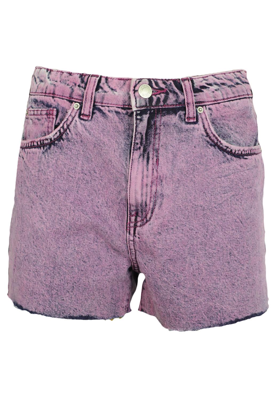 Pantaloni scurti Bershka Emma Purple