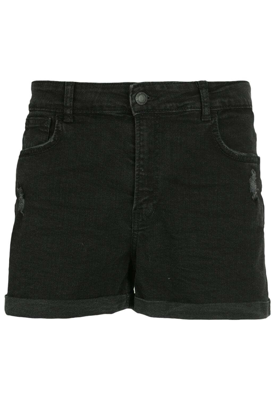 Pantaloni scurti Bershka Rina Black