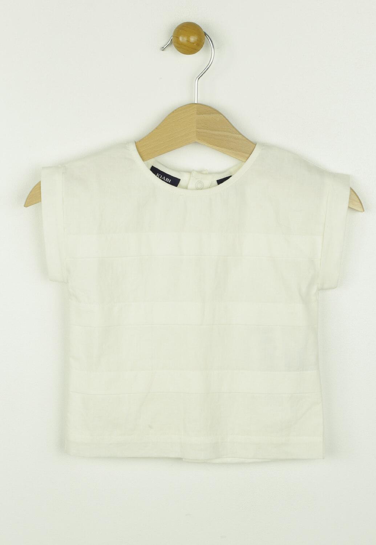 Tricou Kiabi Gloria White