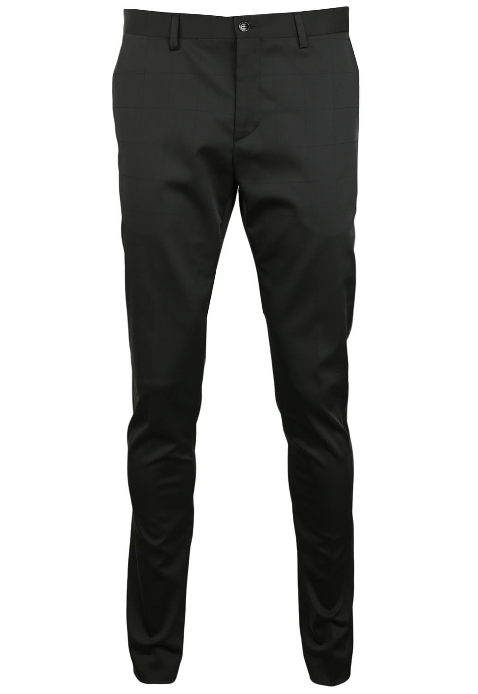 Pantaloni de stofa ZARA Lukas Black