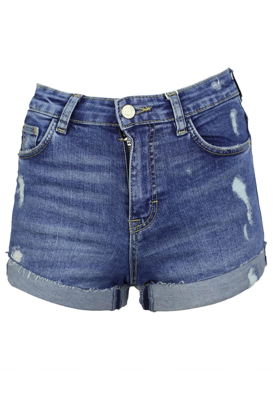 Pantaloni scurti ZARA Tara Blue