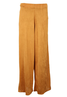 PANTALONI ZARA LAURA LIGHT BROWN