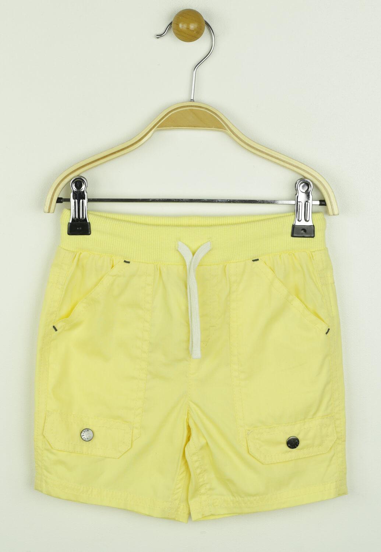 Pantaloni scurti Kiabi Hugo Yellow