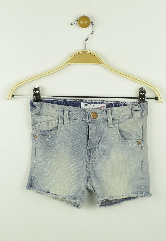 Pantaloni scurti Minoti Hera Light Blue