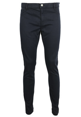 PANTALONI BERSHKA HAILEY DARK BLUE