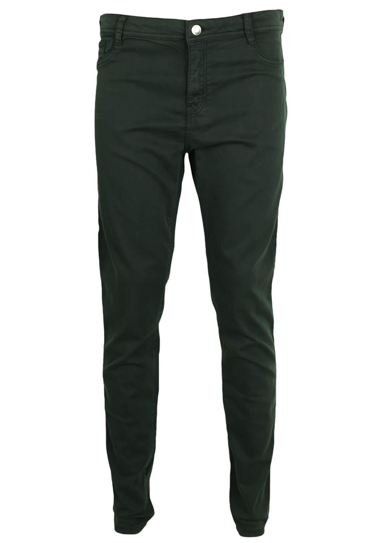 Pantaloni Bershka Georgia Dark Green