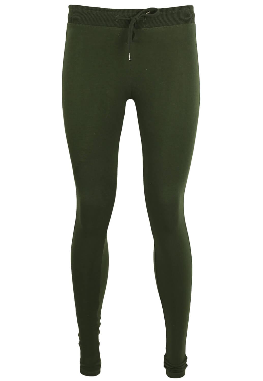 Pantaloni Sport Bershka Eileen Dark Green