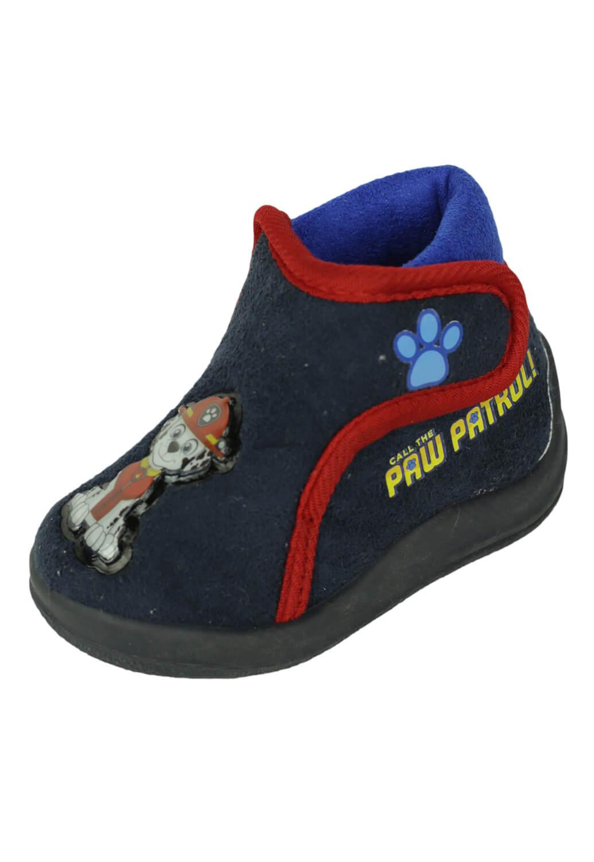 Papuci de casa Paw Patrol Hugo Dark Blue