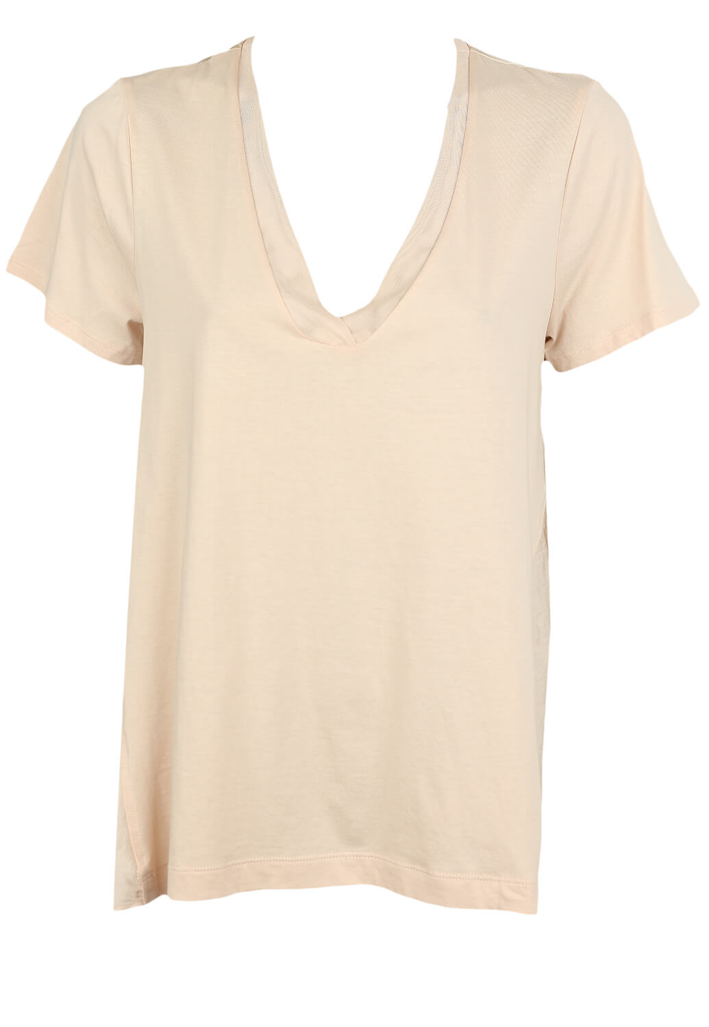Tricou ZARA Lara Light Pink