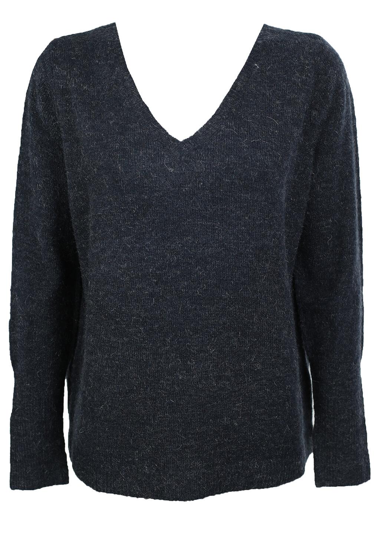 Bluza Vila Winter Dark Grey