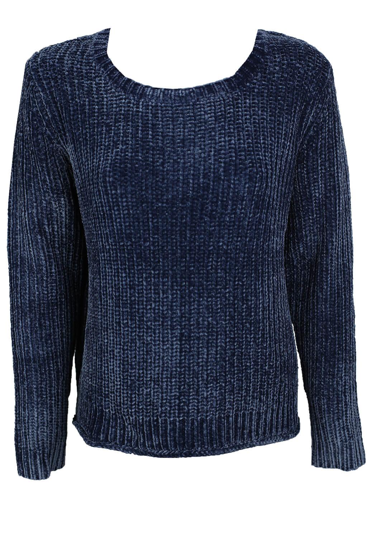 Bluza Jacqueline de Yong Victoria Dark Blue