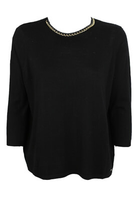 BLUZA MOHITO BEADS BLACK