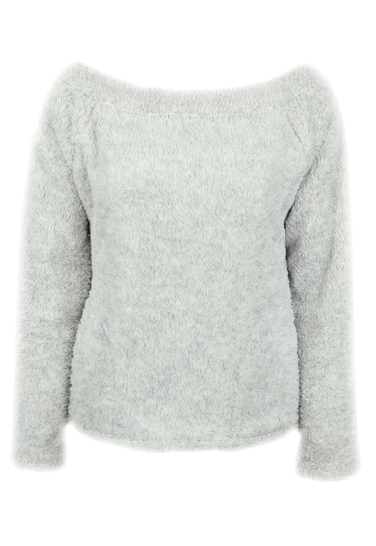 Pulover Reserved Jodie Light Grey
